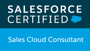 certificate Salesforce_Sales Cloud