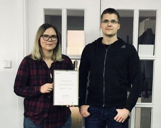 Craftware awarded distinction in the Employer of Tomorrow competition