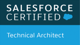 certificate Salesforce-architect