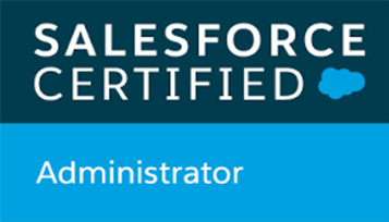certificate Salesforce-Administrator