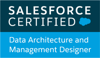 certificate Salesforce-data-architect-managent