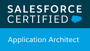 Certificate Salesforce_Application-Architect