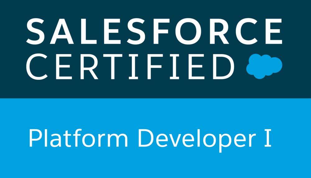Certificate Salesforce_platform developer