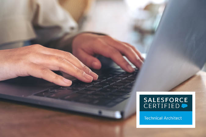 Salesforce Certified Technical Architect credential