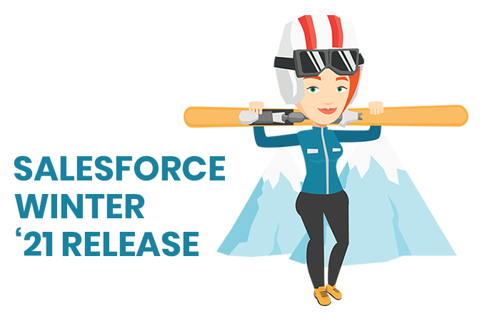 Salesforce winter '21 release